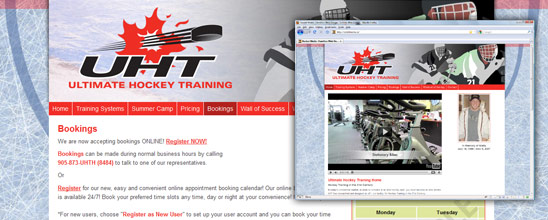 Ultimate Hockey Training